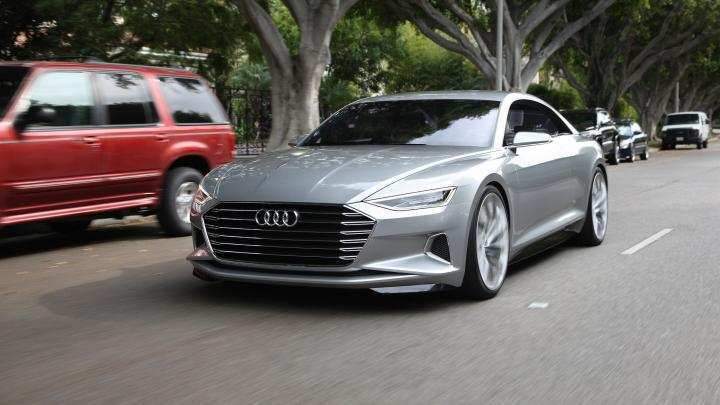 84 The 2019 Audi A9 Overview