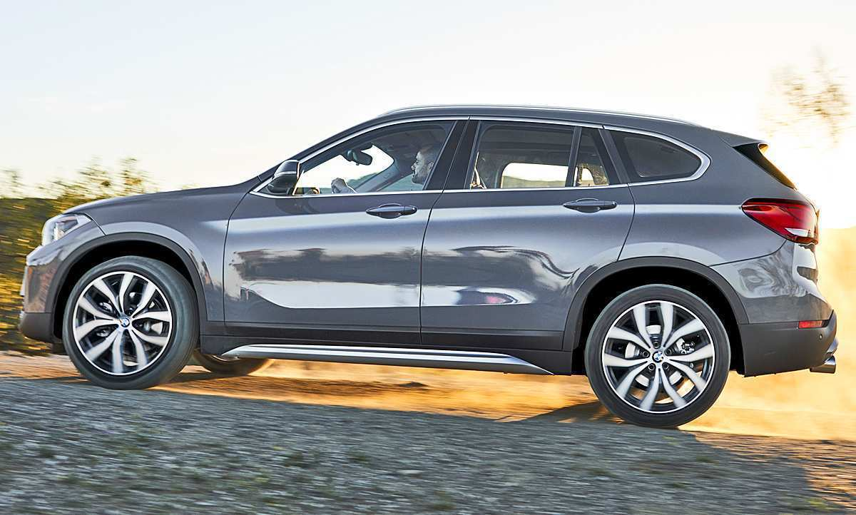 84 The 2019 BMW X1 Picture
