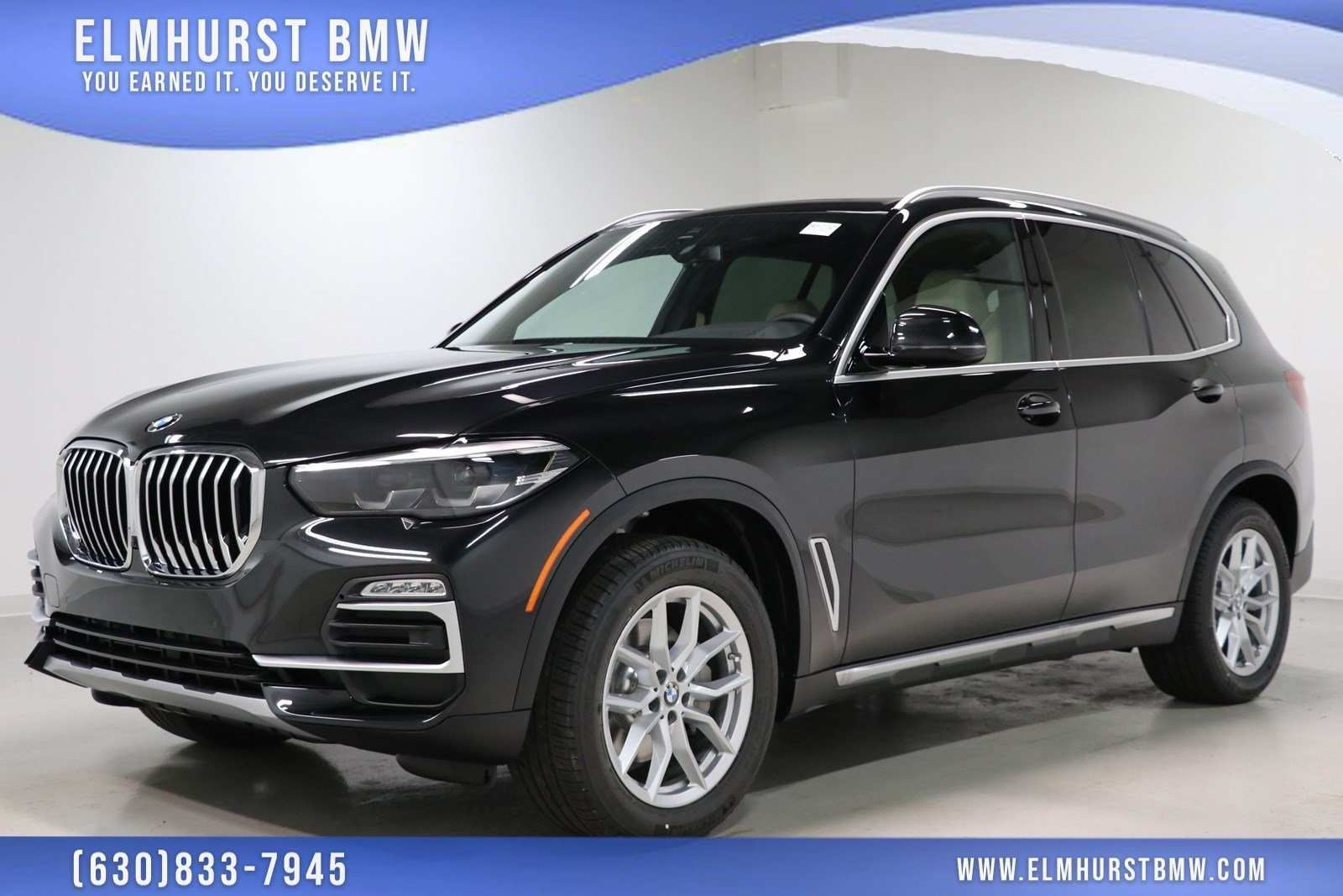 84 The 2019 BMW X5 Overview