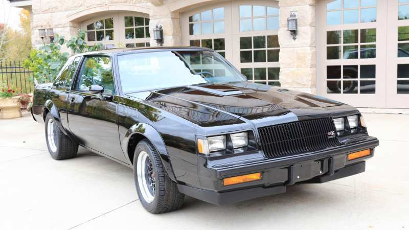 84 The 2019 Buick Grand National Interior