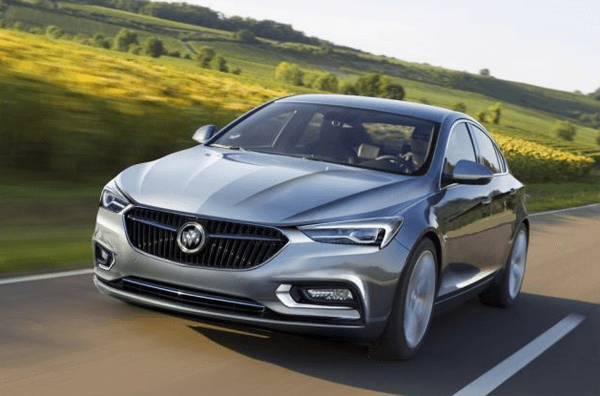 84 The 2019 Buick Verano Spy Price And Review