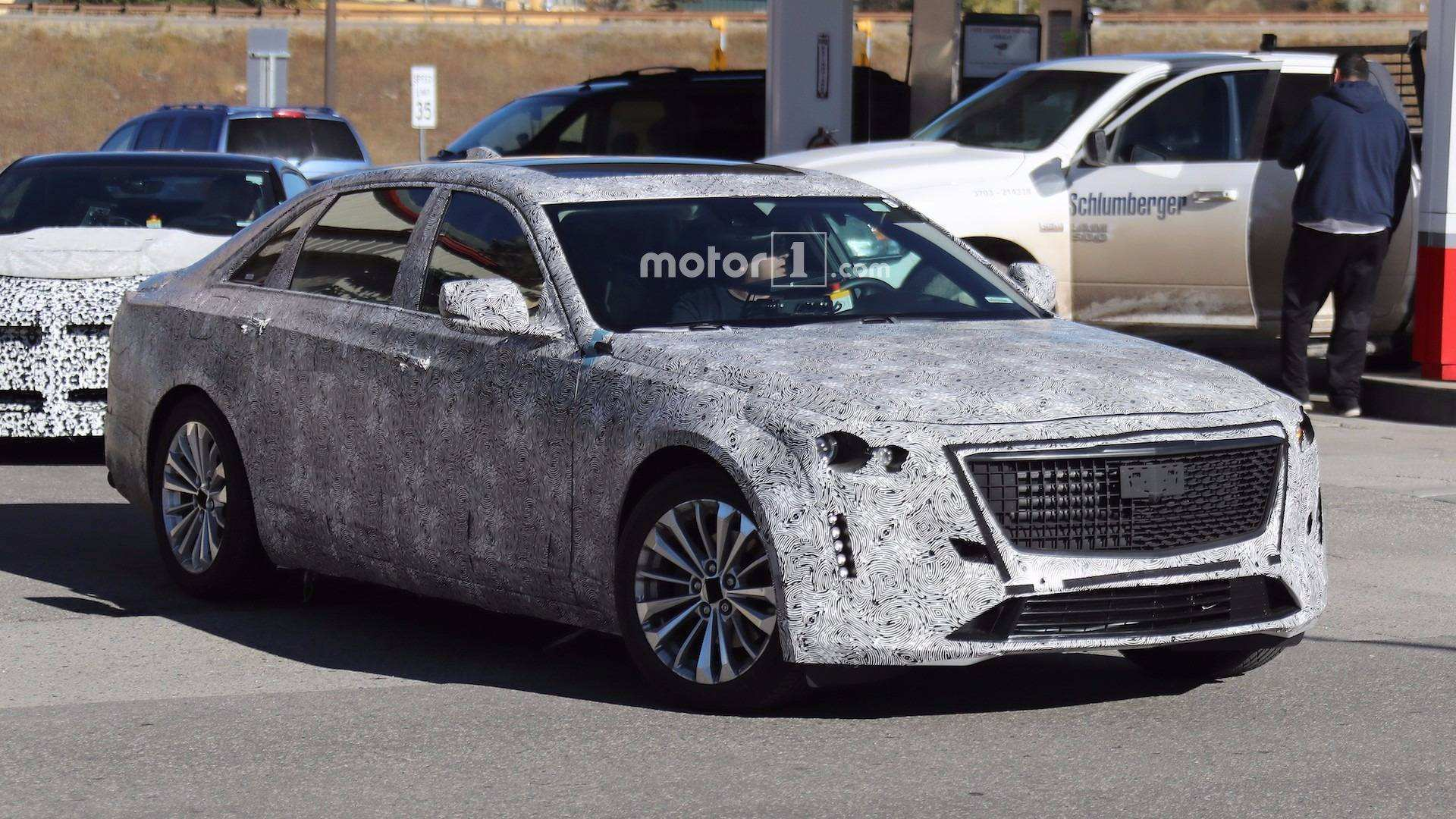 84 The 2019 Cadillac CT6 Ratings
