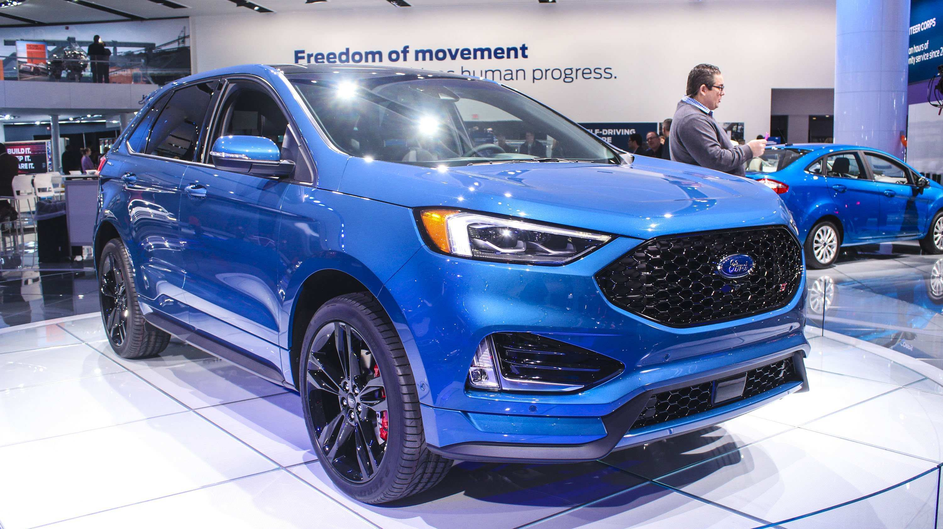 84 The 2019 Ford Edge New Design Performance
