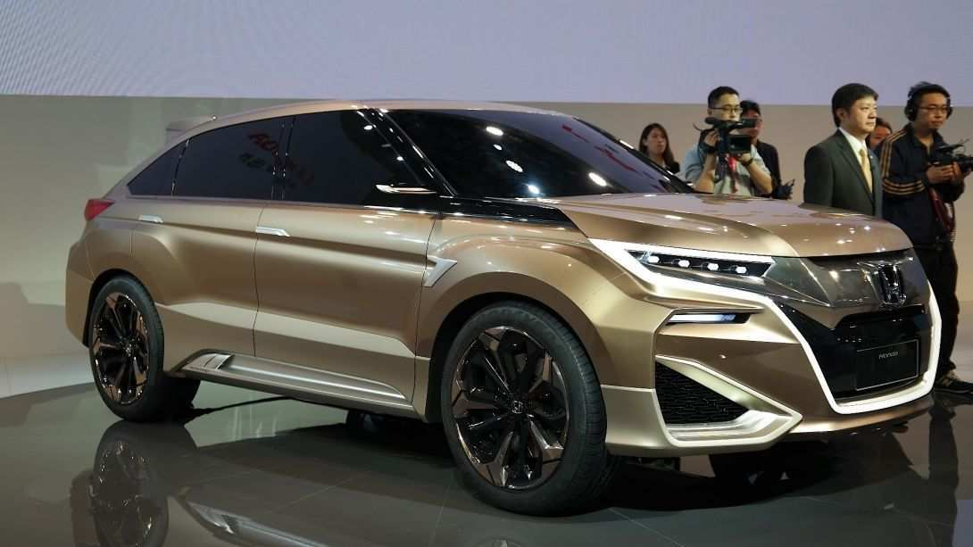 84 The 2019 Honda Crosstour Specs