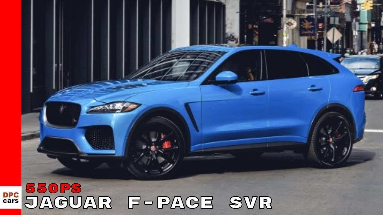 84 The 2019 Jaguar I Pace Release Date Exterior And Interior