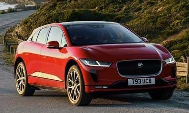 84 The 2019 Jaguar I Pace Review Concept And Review