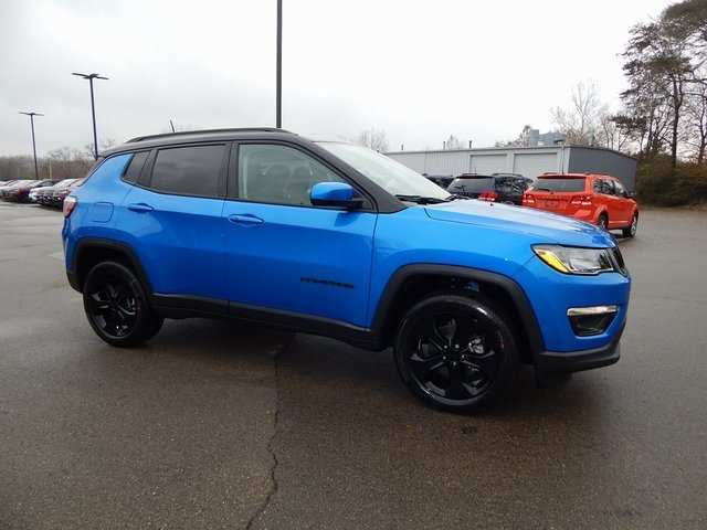 84 The 2019 Jeep Compass First Drive