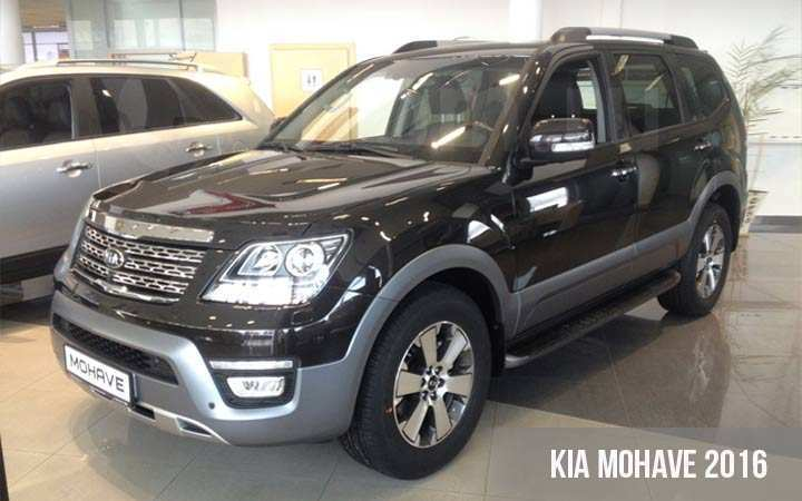 84 The 2019 Kia Mohave Release