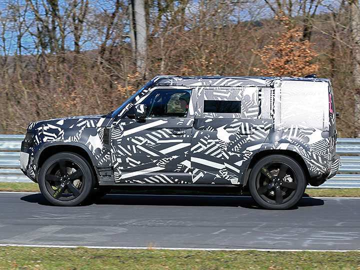 84 The 2019 Land Rover Defender Reviews