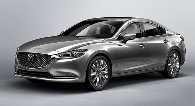 84 The 2019 Mazda 6 Style