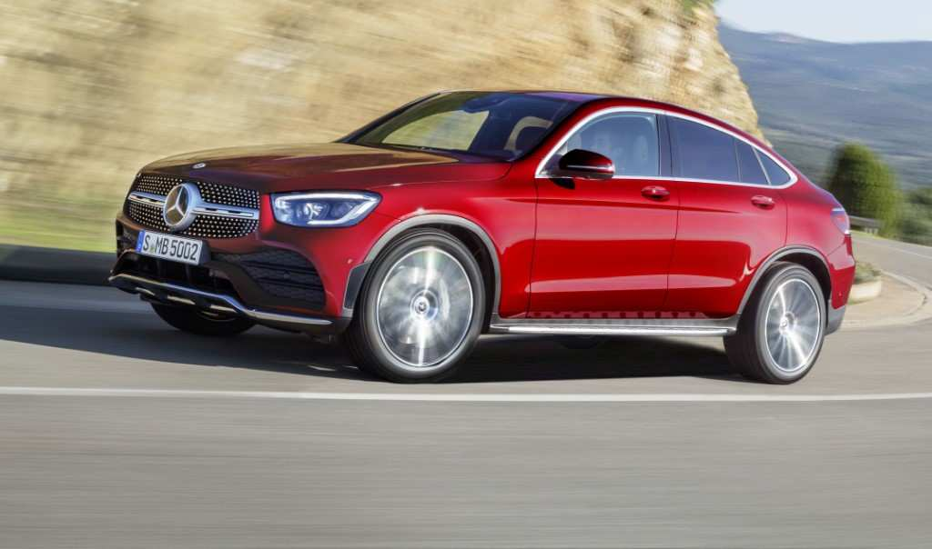 84 The 2019 Mercedes Glc Spesification