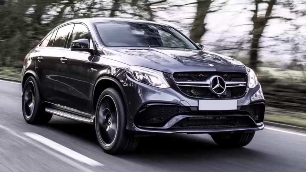 84 The 2019 Mercedes ML Class 400 History