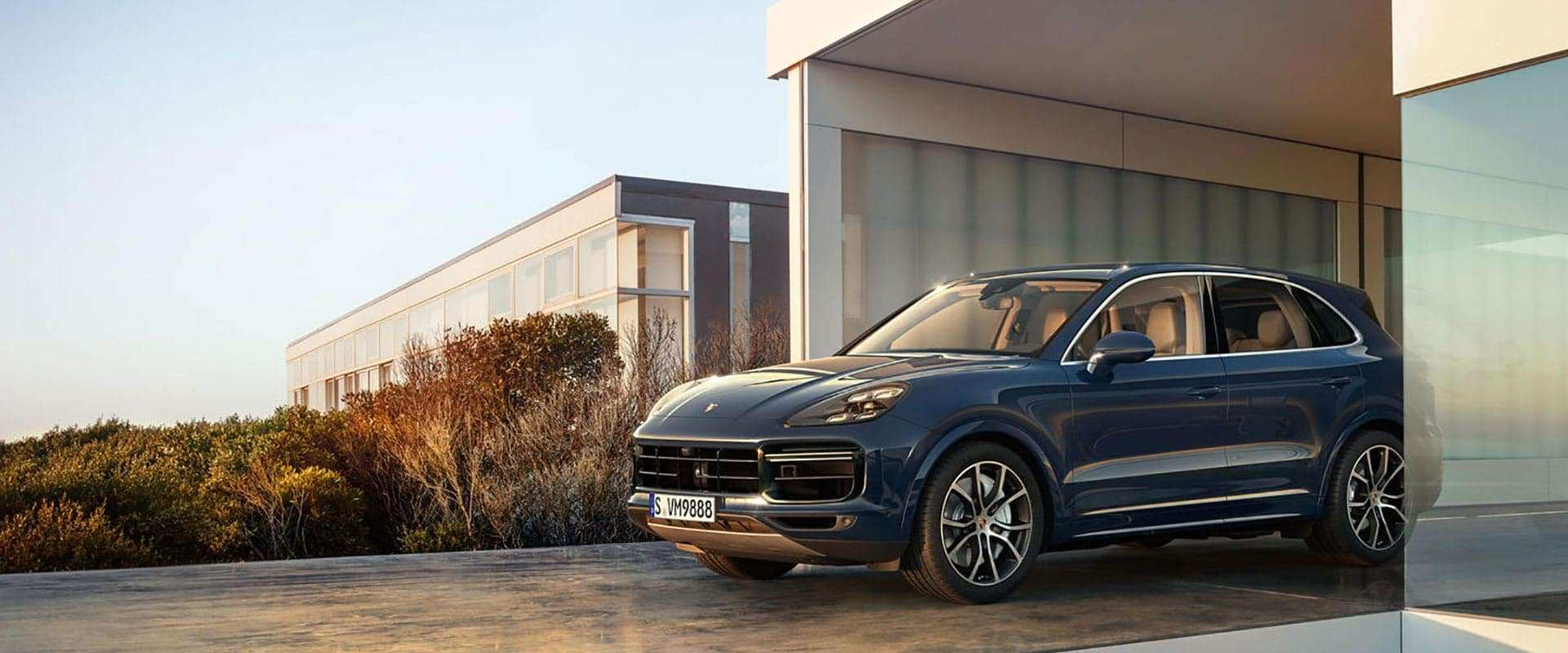 84 The 2019 Porsche Cayenne Model Spesification