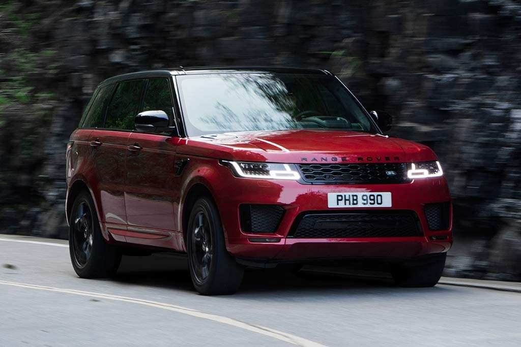 84 The 2019 Range Rover Sport Release