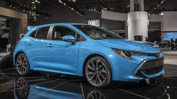 84 The 2019 Toyota Corolla Performance