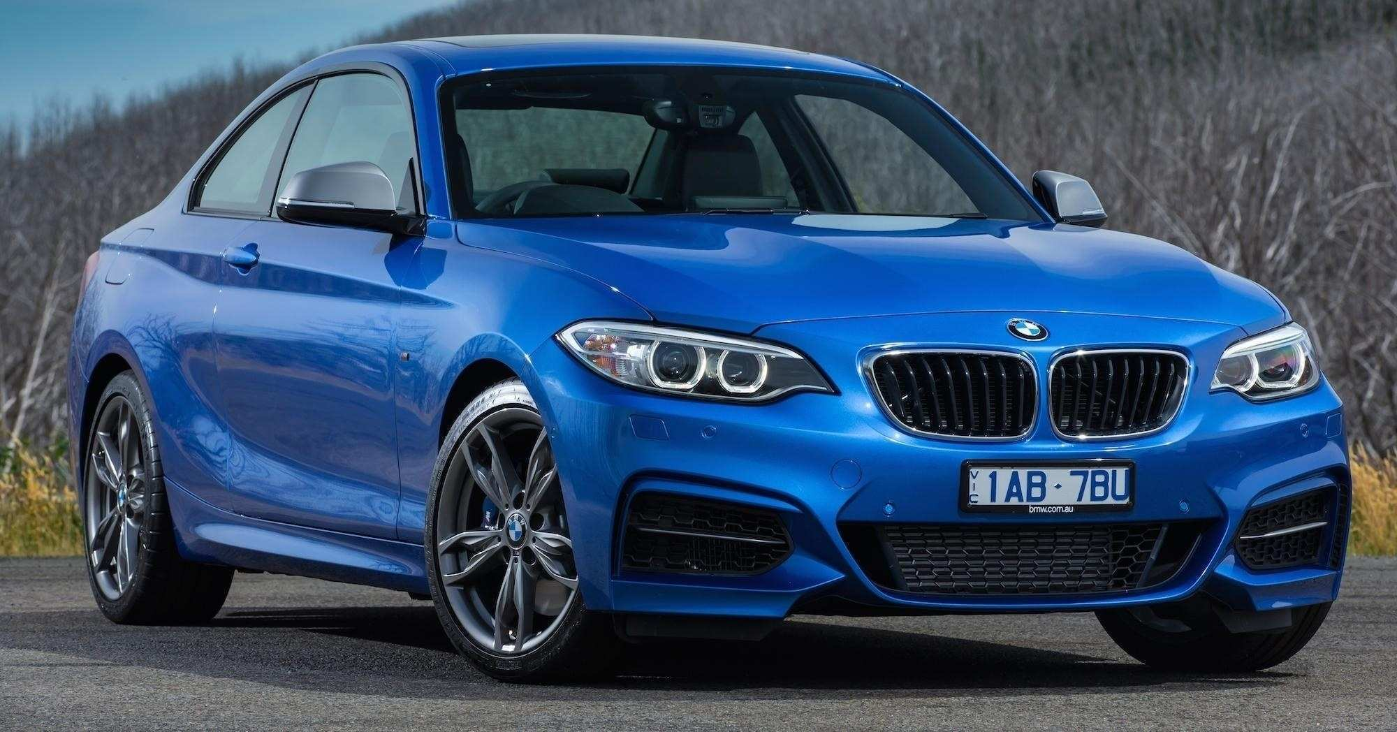 84 The 2020 BMW 220D Xdrive Engine