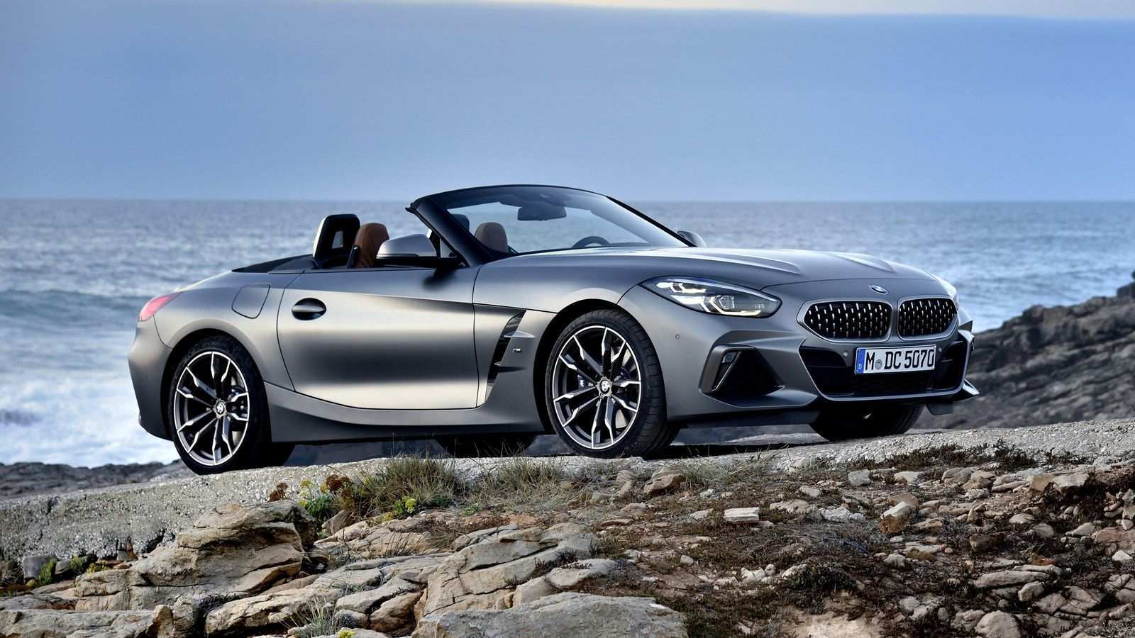 84 The 2020 BMW Z4 M Roadster Performance