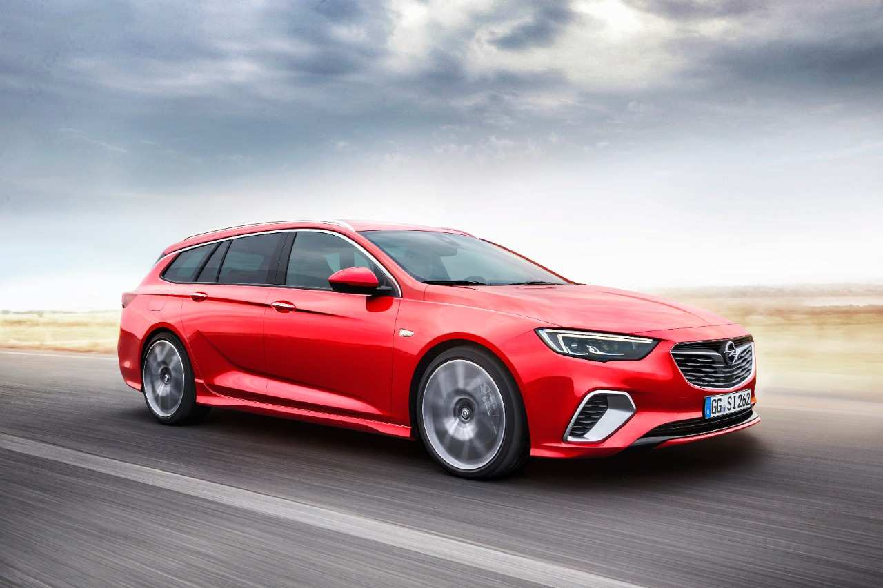 84 The 2020 Buick Estate Wagon Performance