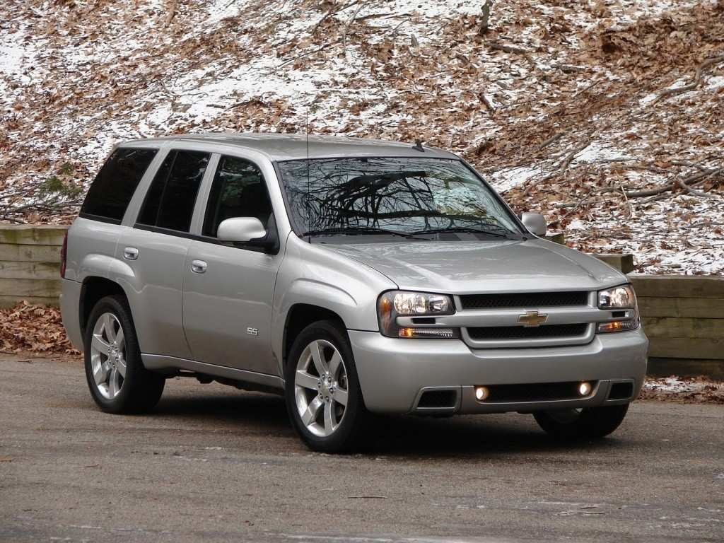 84 The 2020 Chevrolet Trailblazer Ss Review And Release Date