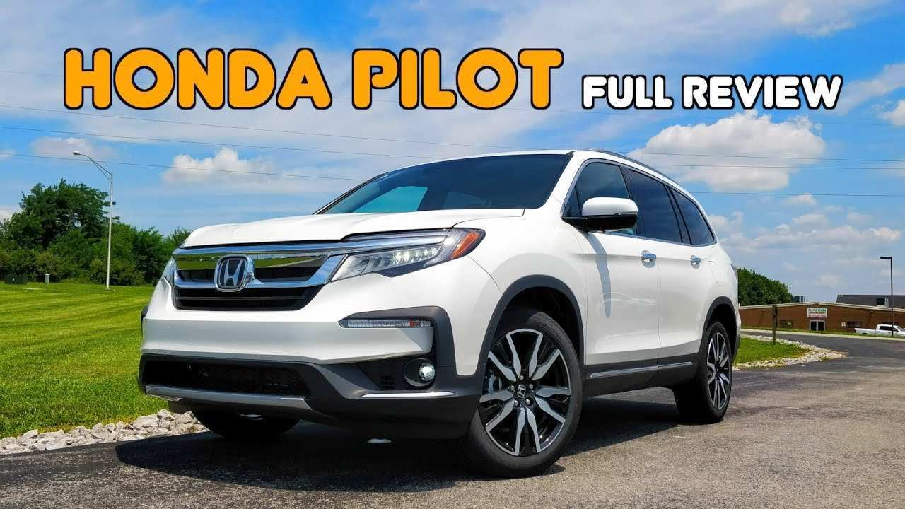 84 The 2020 Honda Pilot Youtube Concept And Review