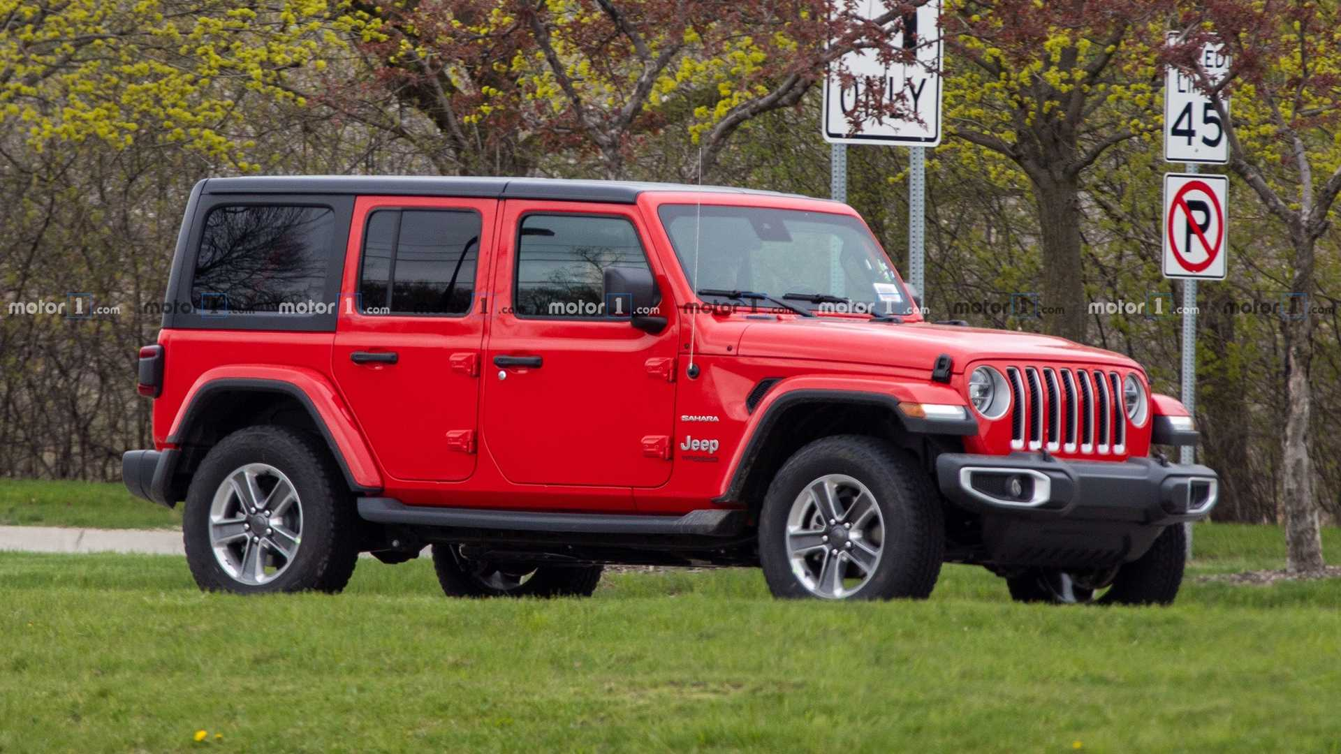 84 The 2020 Jeep Wrangler Diesel Release