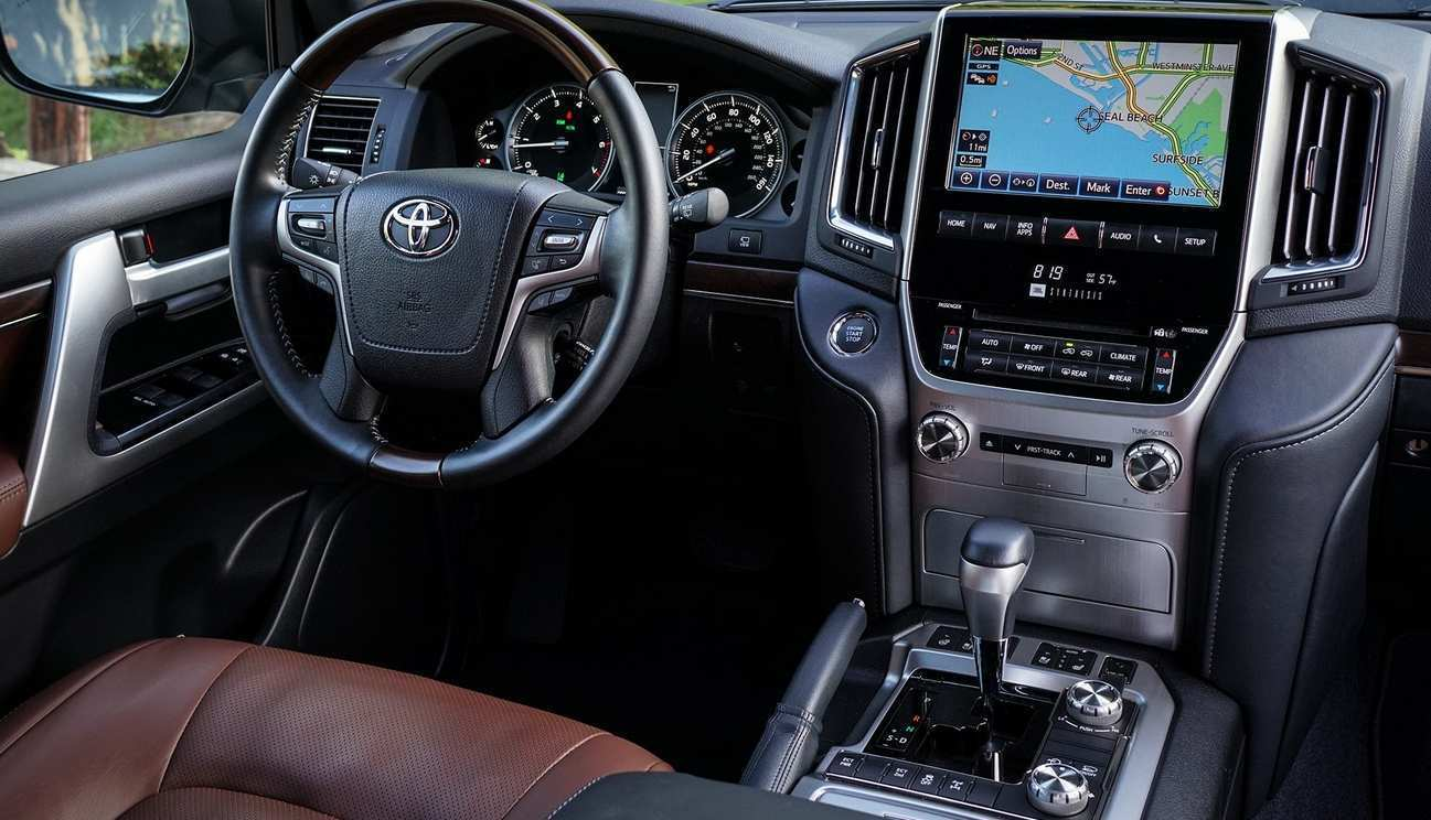 84 The 2020 Land Cruiser Specs And Review