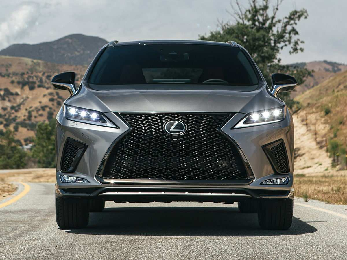 84 The 2020 Lexus RX 450h Release