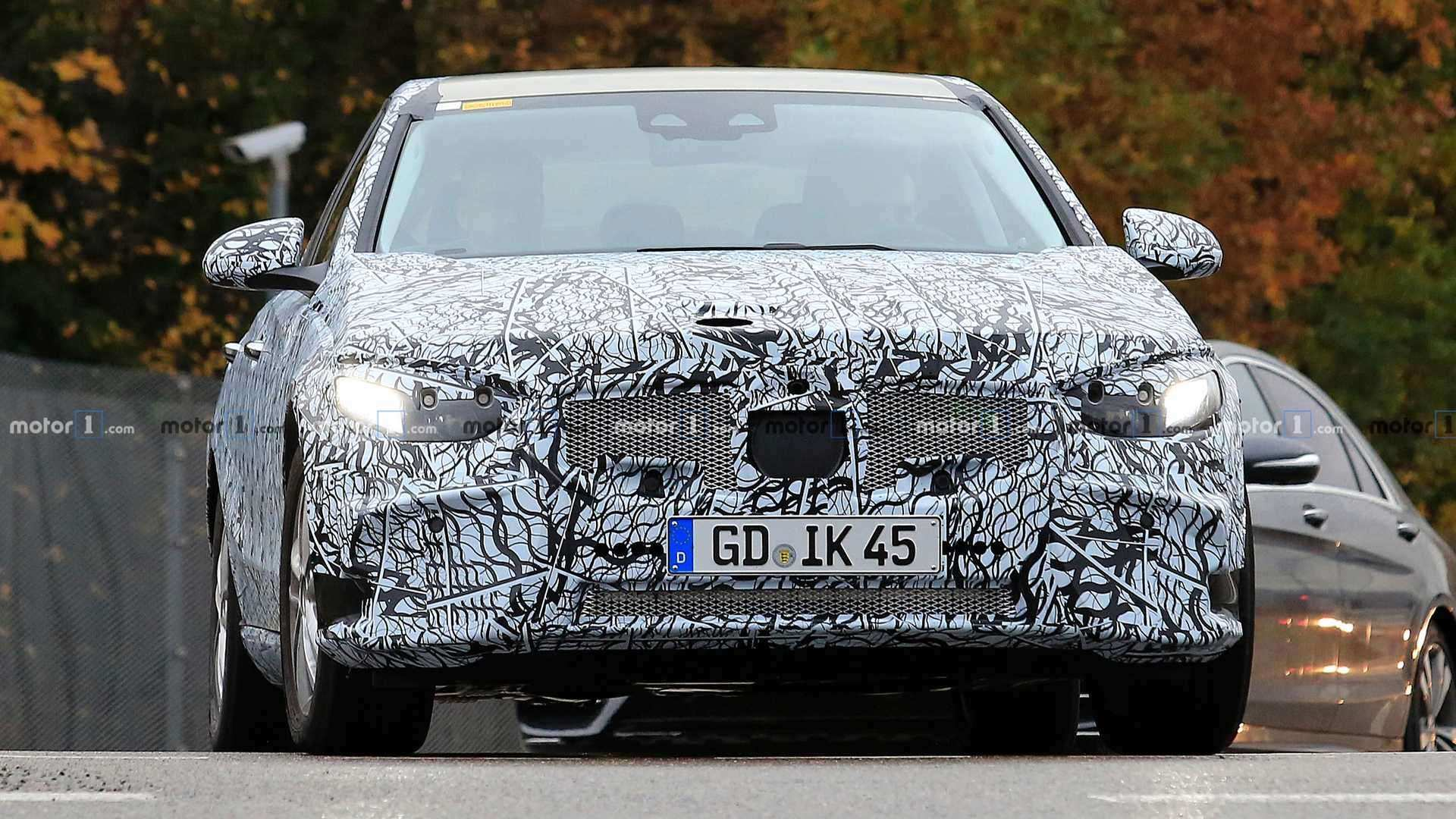 84 The 2020 Mercedes C Class Style