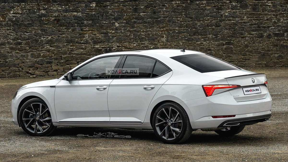 84 The 2020 Skoda Octavia Concept And Review
