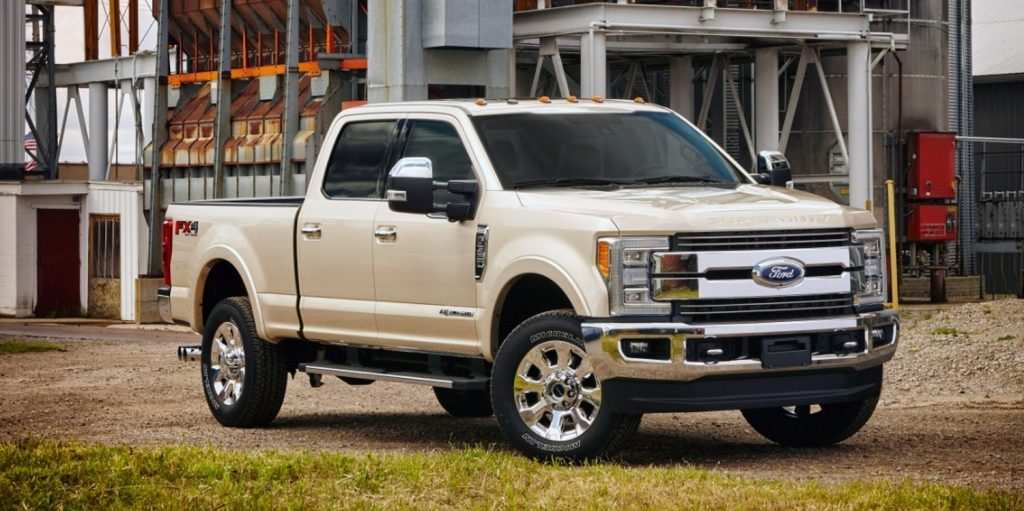 84 The 2020 Spy Shots Ford F350 Diesel Configurations