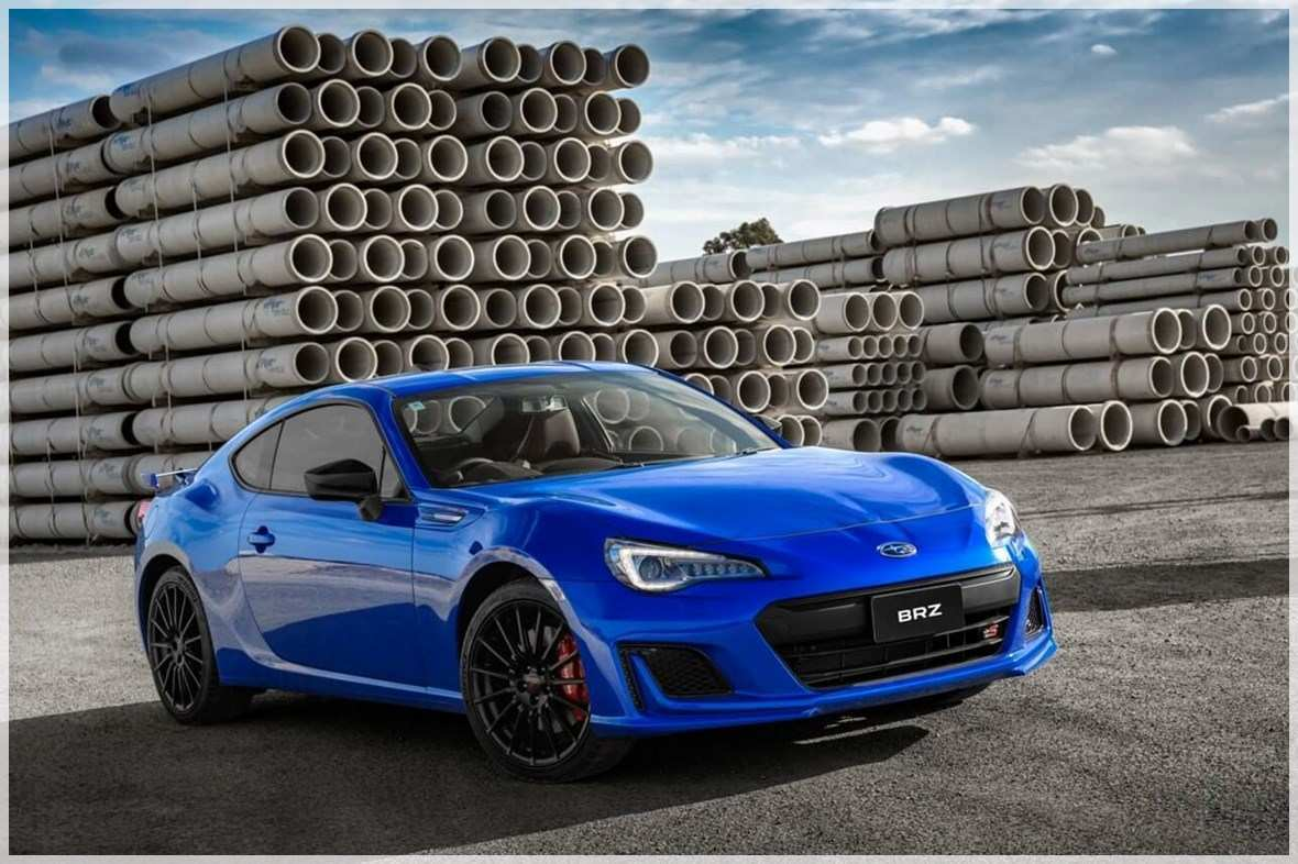 84 The 2020 Subaru BRZ Engine