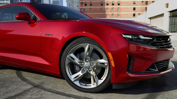 84 The 2020 The All Chevy Camaro Specs