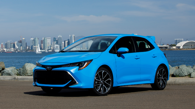 84 The 2020 Toyota Corolla Wallpaper