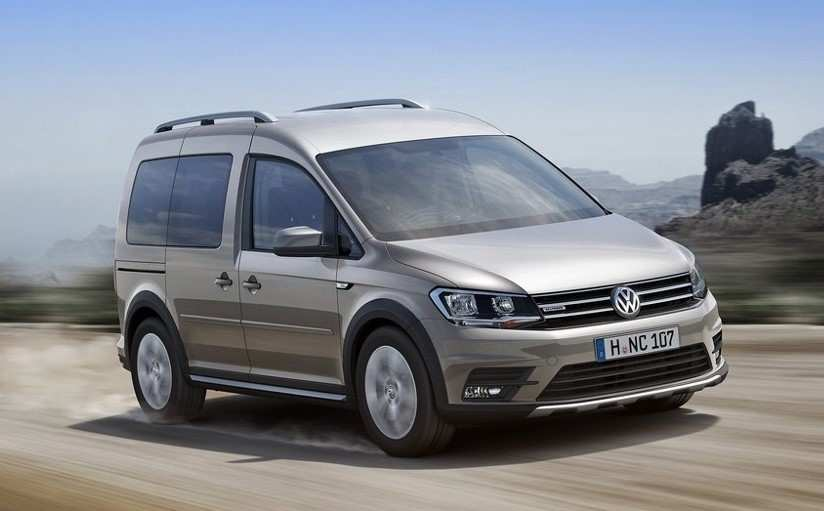 84 The 2020 VW Caddy Redesign And Review