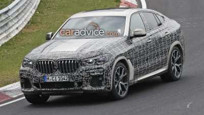 84 The BMW X62020 Price And Review