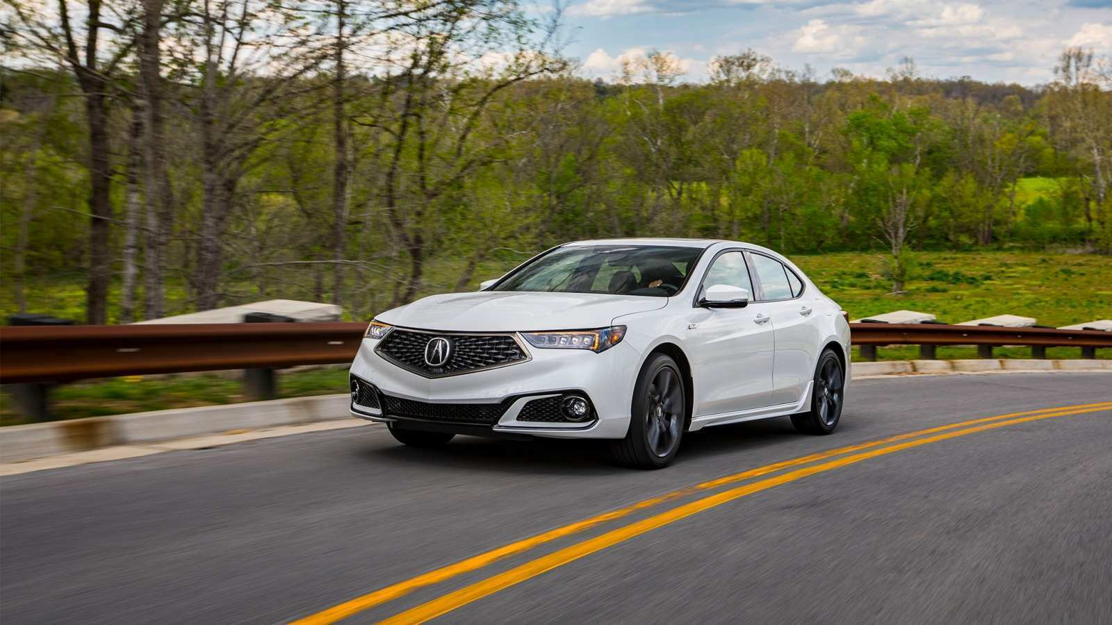84 The Best 2019 Acura Tl Price And Review