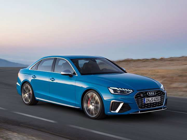 84 The Best 2019 Audi A4 Engine