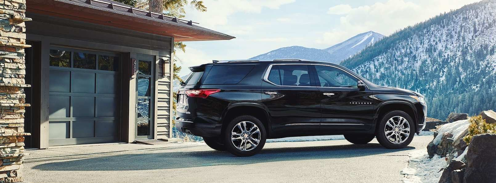 84 The Best 2019 Chevrolet Traverses Review And Release Date