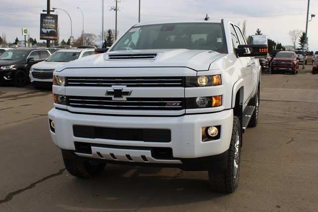 84 The Best 2019 Chevy 2500Hd Duramax Concept And Review