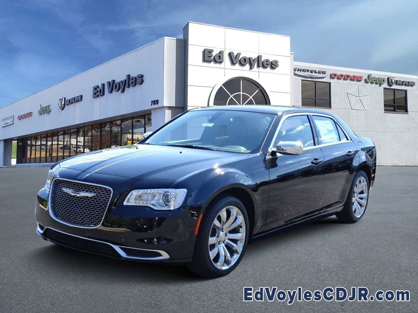 84 The Best 2019 Chrysler 300 Configurations