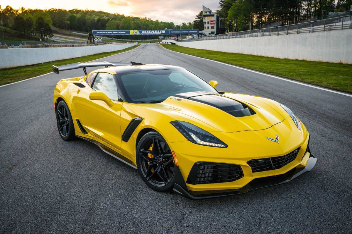 84 The Best 2019 Corvette ZR1 Ratings