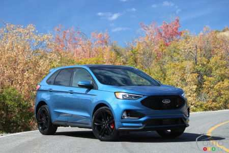 84 The Best 2019 Ford Edge Sport Pricing