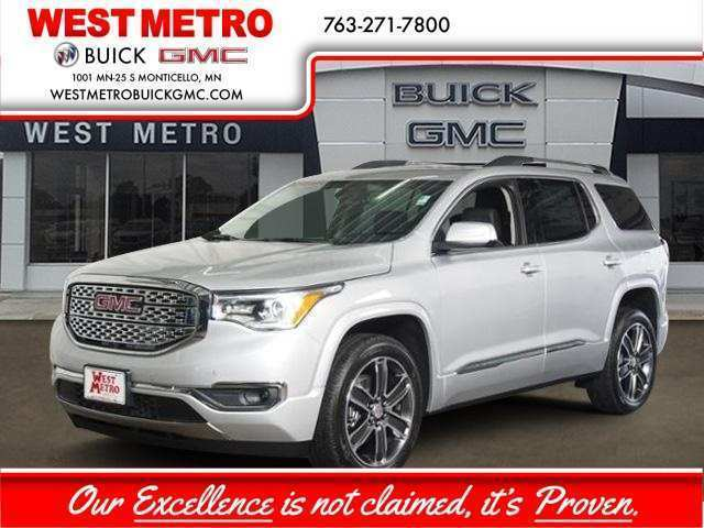 84 The Best 2019 GMC Acadia Release