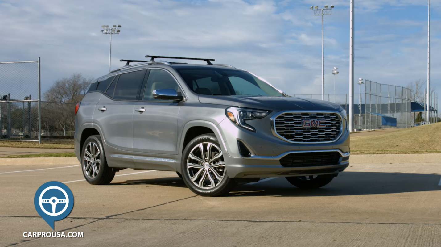 84 The Best 2019 GMC Terrain Picture