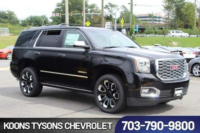 84 The Best 2019 GMC Yukon Denali Exterior And Interior
