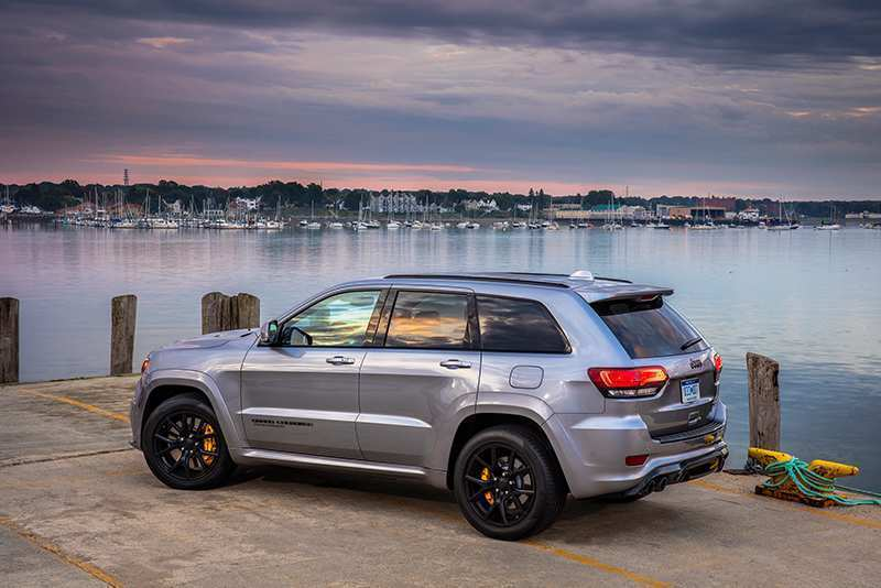 84 The Best 2019 Grand Cherokee Srt Hellcat New Concept