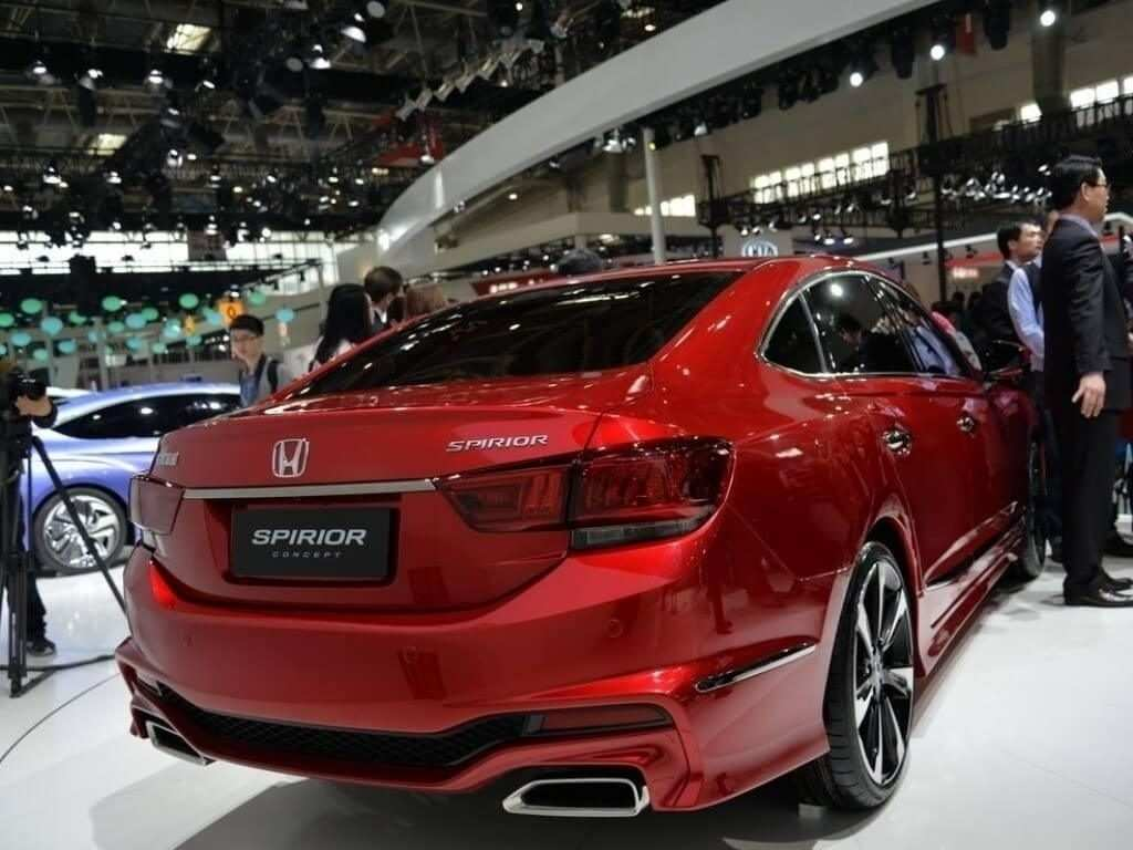 84 The Best 2019 Honda Accord Spirior Concept And Review