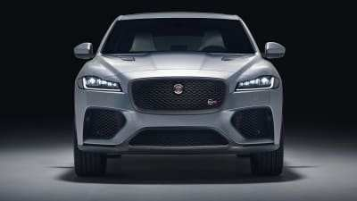 84 The Best 2019 Jaguar F Pace Svr 2 Specs
