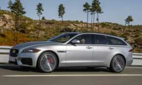 84 The Best 2019 Jaguar Station Wagon Spy Shoot