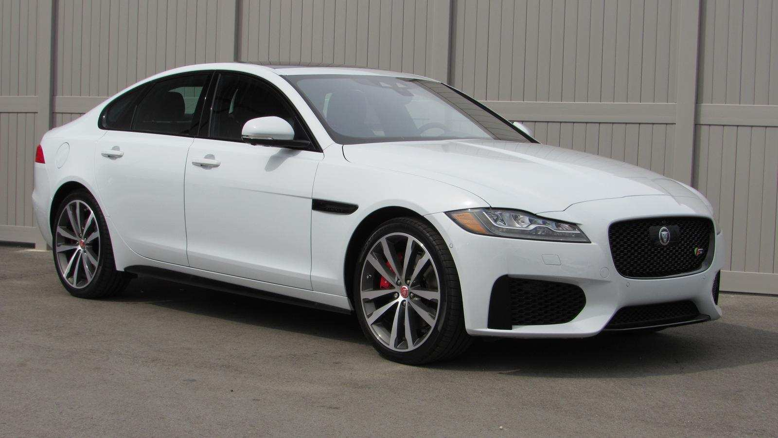 84 The Best 2019 Jaguar XF Images
